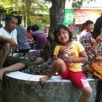 Photo taken at Rumah Makan Singgalang Jaya by devi e. on 9/9/2011