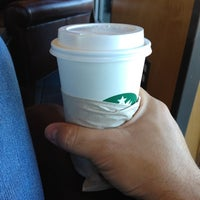 Photo taken at Starbucks by omar f. on 1/5/2012