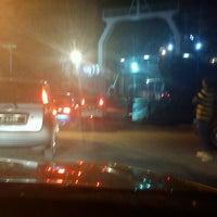 Photo taken at Terminal Feri Menumbuk, Sabah by Pesawat Terbang on 1/1/2012