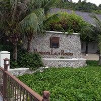 Photo taken at Pangkor Laut Resort by Tan J. on 5/11/2012