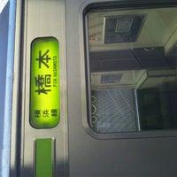 Photo taken at JR 横浜線 東神奈川駅 by 秋雄 玉. on 12/16/2011