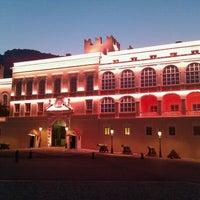 Photo taken at Palais Princier de Monaco by Leonardo L. on 8/16/2011