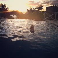 Photo taken at Pousada Bahiamarela by Angelica T. on 3/20/2012