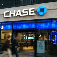 Photo taken at Chase Bank by Christina H. on 3/9/2012