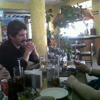 Photo taken at El Jacalito Taqueria by Ana L. on 3/4/2012