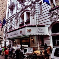 Photo taken at Hotel Monteleone by Christophe C. on 3/2/2012