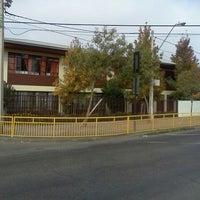 Photo taken at Colegio Cardenal Raul Silva Henriquez by Gaba F. on 5/7/2012