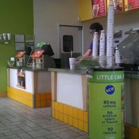 Photo taken at Jamba Juice Frankford & Preston by Vincent C. on 11/2/2011