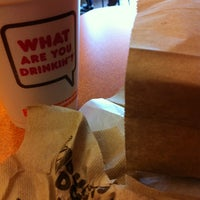 Photo taken at Dunkin' Donuts by Blast B. on 5/6/2012
