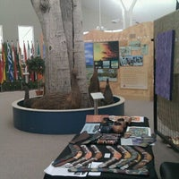 Photo taken at The Alfred Deakin Centre by Rebecca M. on 10/7/2011