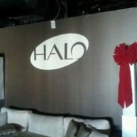 Photo taken at Halo by Luke H. on 12/30/2011