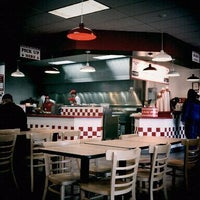 Photo taken at Five Guys by Bo S. on 1/3/2011