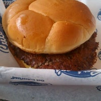 Photo taken at Culver's by Brenda on 8/13/2011