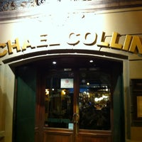 Photo taken at The Michael Collins Irish Pub by Pepac P. on 12/5/2011