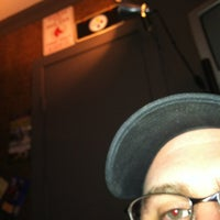 Photo taken at Eric Wagner's Drum Studio by Eric W. on 12/20/2011