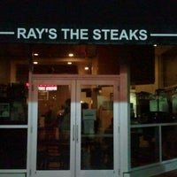 Photo taken at Ray's The Steaks by Julian K. on 12/28/2011