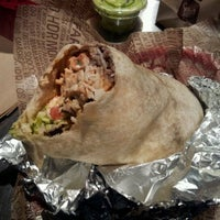 Photo taken at Chipotle Mexican Grill by Wren A. on 12/26/2011