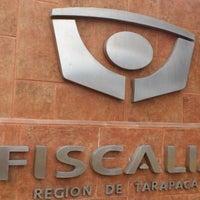 Photo taken at Fiscalía Regional de Tarapacá by Alejandro S. on 8/25/2011