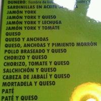 Photo taken at El Emporio de los Sandwiches by Clelia L. on 12/31/2011