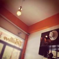 Photo taken at Billion Coffee by Mon555 on 10/30/2011