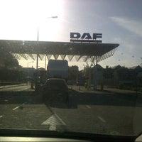 Photo prise au DAF Trucks par Luis R. le8/16/2012
