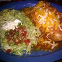 Photo taken at Pancho Villa Mexican Restaurant by Pamela U. on 6/6/2012