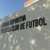 Photo taken at VCF- Ciutat Esportiva De Paterna by Pedro J. G. on 1/15/2012
