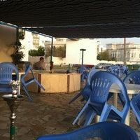 Photo taken at Sahel Horan Cafe by Nourhan B. on 7/18/2011