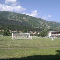 Photo taken at Metalik Stadium by Vesselin B. on 5/29/2011