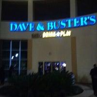 Photo taken at Dave & Buster's by Caramels' D. on 11/6/2011