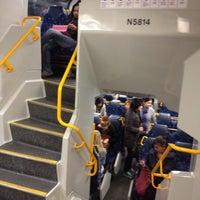 Photo taken at Bondi Junction Station by Yong Hwee O. on 8/11/2012