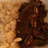Photo taken at Q & Q Hawaiian BBQ by Summer M. on 11/25/2011