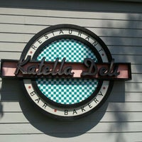 Photo taken at Katella Deli by Brian M. on 6/11/2011