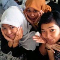 Photo taken at kampus tro, Politeknik Kementrian Kesehatan Jakarta II by sandini d. on 10/14/2011