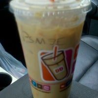 Photo taken at Dunkin' Donuts by Melissa S. on 8/19/2011