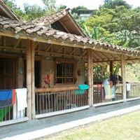 Photo taken at Finca Villa Martha by P P. on 7/30/2012
