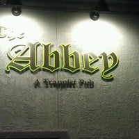 Photo taken at The Abbey Trappist Pub by Chuck B. on 9/8/2011