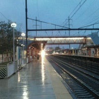 Photo taken at NJT - Hamilton Station (NEC) by Mr. T. on 9/6/2011