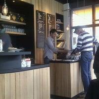 Photo taken at De Wasserette by Christian S. on 5/12/2012