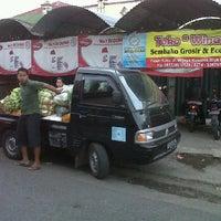Photo taken at Pasar Kutu by Bung M. on 6/21/2012