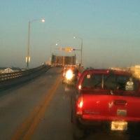 Photo taken at Silver Beach Bridge by Mary J. on 4/28/2012