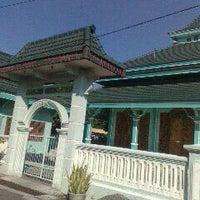 Photo taken at Masjid  muhajirin perumnas by Imul I. on 9/9/2011