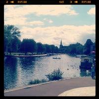 Photo taken at Stratford-upon-Avon by 🍒 Hells 🍒 B. on 8/20/2012