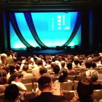 Photo taken at Hakuhinkan Theater by Shinta K. on 6/16/2012