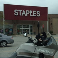 Photo taken at Staples by Allen H. on 9/4/2012