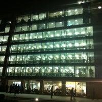 Photo taken at Birkbeck, University of London by Matt D. on 10/20/2011