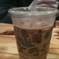 Photo taken at Caribou Coffee by Leah on 3/13/2012