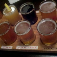 Photo taken at Front Street Brewery by Patrick J. on 10/1/2011