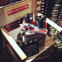 Photo taken at Lomography Gallery Store Madrid-Argensola by Fabio K. on 11/3/2011