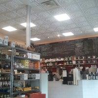 Photo taken at Zaleski & Horvath MarketCafe by Jessica G. on 10/18/2011